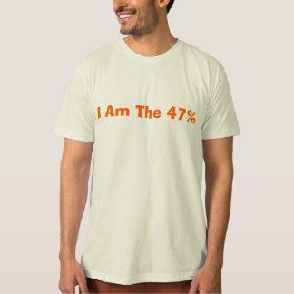 Soy la camiseta del 47% poleras