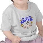 Soy la camiseta del bebé de pequeño Brother