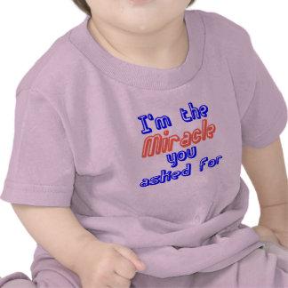 Soy la camiseta del milagro
