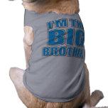 Soy la camiseta del perro de hermano mayor camisa de perrito