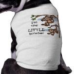Soy la camiseta del perro de pequeño Brother Camisas De Mascota