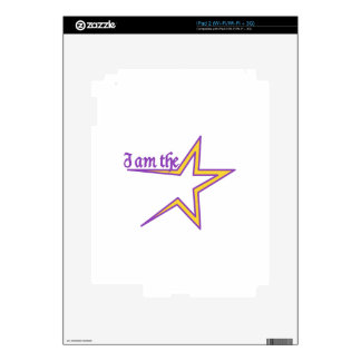 Soy la estrella skins para iPad 2