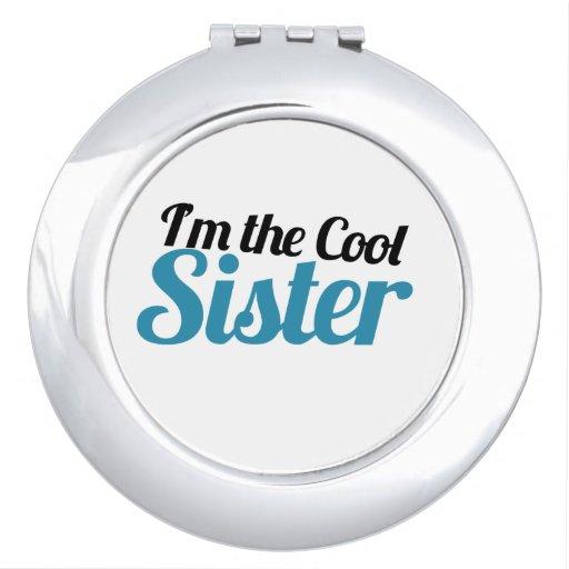 Soy la hermana fresca espejos maquillaje