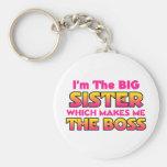 Soy la hermana grande… Boss Llaveros