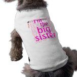 Soy la hermana grande camisas de perritos