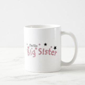 Soy la hermana grande taza