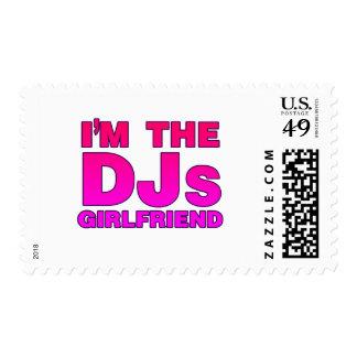 Soy la novia de DJs - disc jockey del disc jockey Sellos