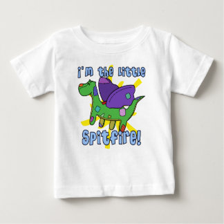 Soy la pequeña camiseta del Spitfire