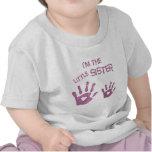 Soy la pequeña hermana camisetas