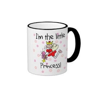Soy la pequeña princesa taza