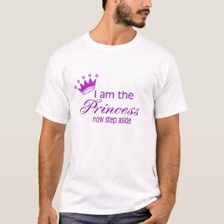Soy la princesa… playera