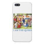 Soy la reina iPhone 5 cárcasa