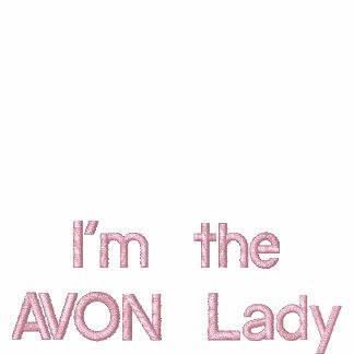 Soy la señora Embroidered Shirt de AVON