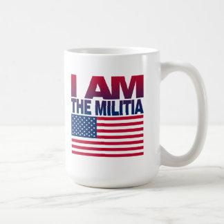 Soy la taza de la milicia