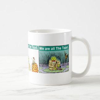 Soy la taza del sapo