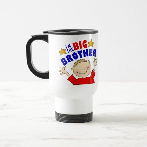 Soy la taza/la taza del viaje de hermano mayor