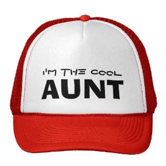Soy la tía fresca gorras de camionero