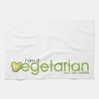 Soy la toalla de cocina vegetariana 2