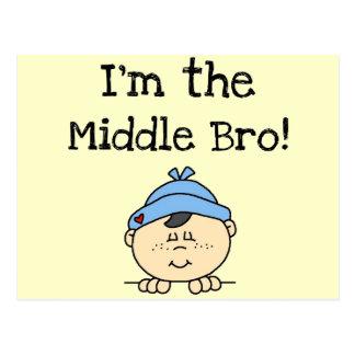 Soy las camisetas y los regalos medios de Bro Postal