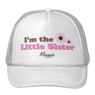 Soy las flores de la MOD de la pequeña hermana Gorro
