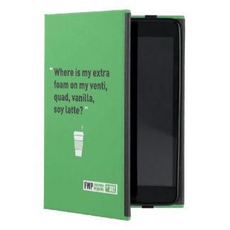 Soy Latté Case For iPad Mini