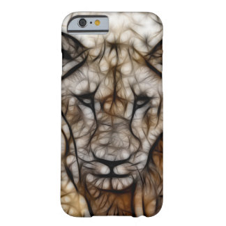 Soy león funda de iPhone 6 barely there