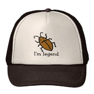 ¡Soy leyenda! Gorras