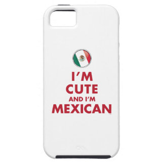 Soy LINDO Y soy MEXICANO iPhone 5 Case-Mate Cárcasa