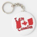 Soy llavero canadiense
