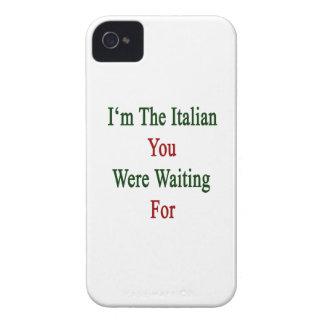 Soy los italianos que usted esperaba iPhone 4 cobertura