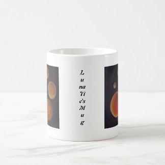 Soy los productos locos taza de café