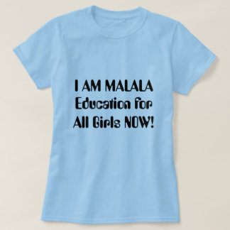 Soy Malala Playera