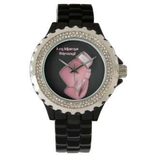 ¡Soy mamá Strong! Relojes