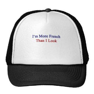 Soy más francés que miro gorro