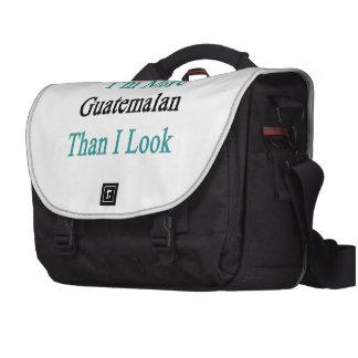 Soy más guatemalteco que miro bolsas para ordenador
