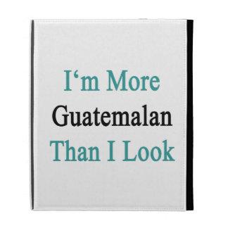 Soy más guatemalteco que miro