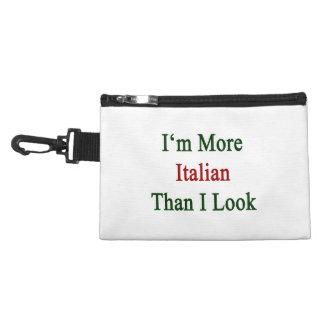 Soy más italiano que miro
