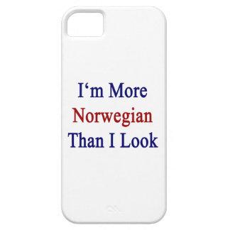 Soy más noruego que miro iPhone 5 carcasas