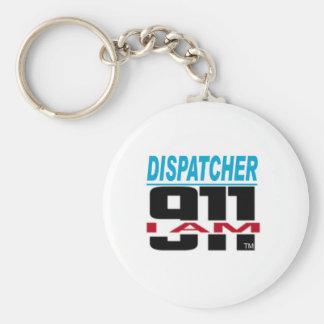 ¡Soy materia de 911 logotipos para el fuego, el cc Llavero Redondo Tipo Pin