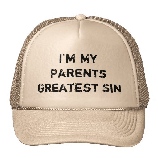 Soy mi gorra del pecado de ParentsGreatest