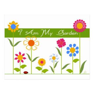 Soy mi jardín postal