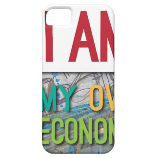 Soy MI propia economía Funda Para iPhone SE/5/5s