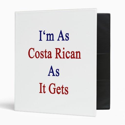 """Soy mientras que costa Rican mientras que consigue Carpeta 1"""""""