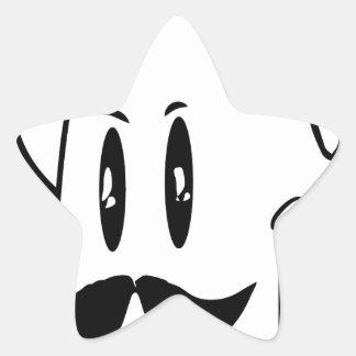 SOY MILK STAR STICKER