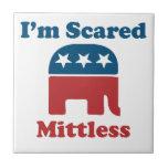 Soy Mittless asustado Teja