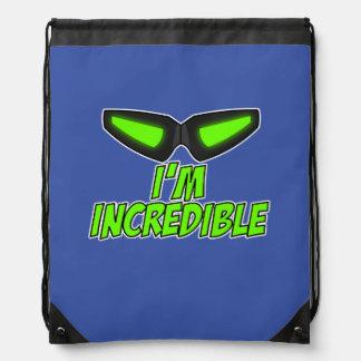 Soy mochila increíble del lazo de la máscara