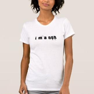 soy monja camiseta