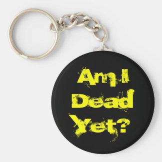 ¿Soy muerto todavía? Llavero