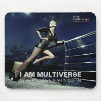 SOY MULTIVERSE - Srta. Multiverse Francia Mousepad