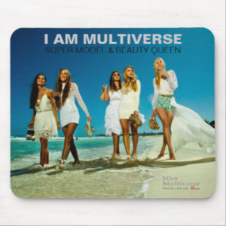 SOY MULTIVERSE - Srta. Multiverse Mousepad